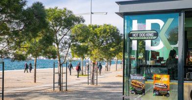 Τhe Glassbox Project: To σημείο συνάντησης στη Νέα Παραλία