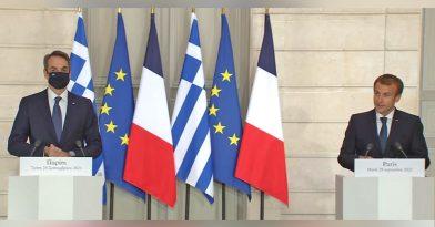 Στρατηγική αμυντική συμφωνία Ελλάδας-Γαλλίας (vids)