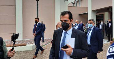 Πλεύρης: Δεν θα έρθουν μέτρα στη Θεσσαλονίκη (vid)